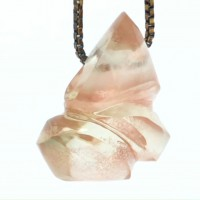 19216L Oregon Sunstone Pendant Top