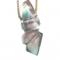19217L Oregon Sunstone Pendant Top